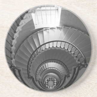 B&W spiral Coaster