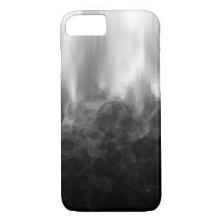 B&W Spotted Blur - Apple iPhone 8/7 Case