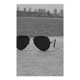 B&W Sunglasses & Mumbai Stationery