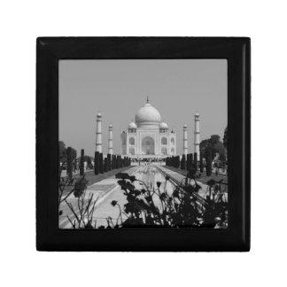 B&W Taj Mahal 2 Gift Box
