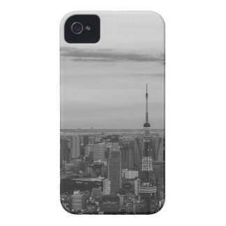 B&W Tokyo iPhone 4 Cover