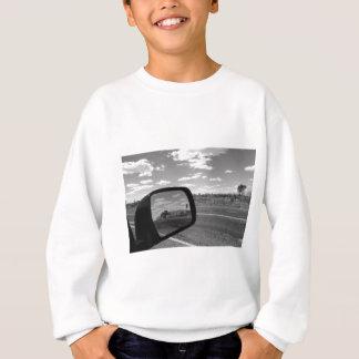 B&W Uluru 4 Sweatshirt