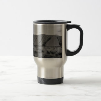 B&W Uluru Travel Mug