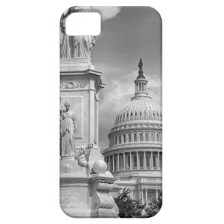 B&W Washington DC iPhone 5 Cases