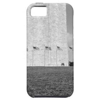 B&W Washington Monument iPhone 5 Covers