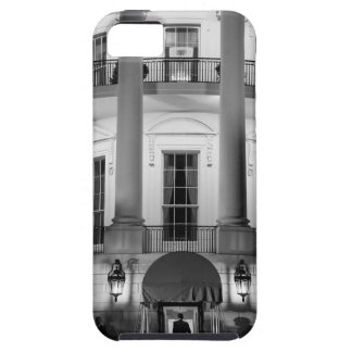 B&W White House 2 iPhone 5 Covers
