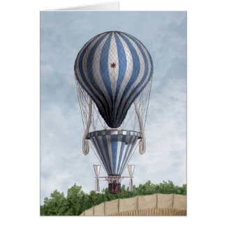 BA2305FAC01Z-Francesco Orlandi Propeller Balloon Card