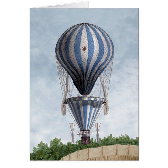 BA2305FAC01Z-Francesco Orlandi Propeller Balloon Card