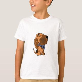 BA- Bloodhound with a Bandana T-shirt