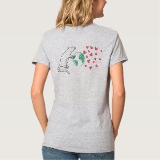 BA Saves the world T-Shirt