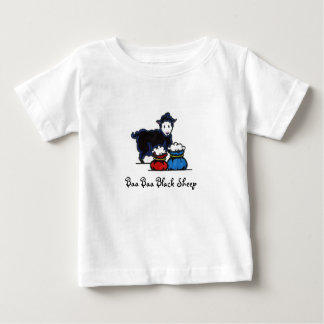 Baa Baa Black Sheep Baby T-Shirt