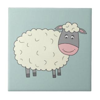 Baa Baa Sheep Tile
