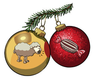 Funny Christmas Baubles Gifts Gift Ideas Zazzle Uk