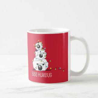 Baa Humbug - Christmas Sheep Coffee Mug