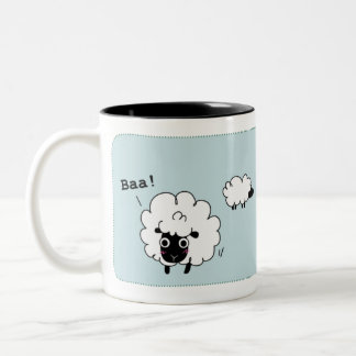 Baa Coffee Mugs