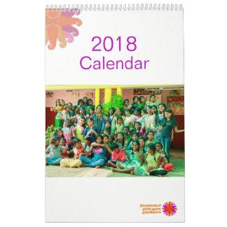 Baale Mane's Calendar 2018