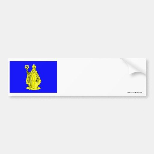 Baarle-Hertog Flag Bumper Stickers