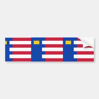 Baarle Nassau, Netherlands Car Bumper Sticker