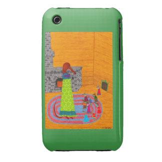 Baba Yaga iPhone 3 Cases