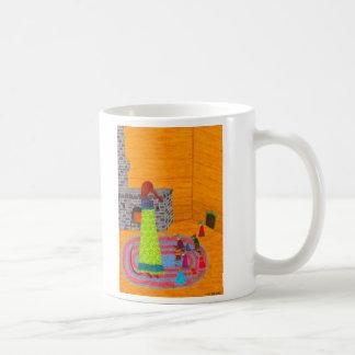 Baba Yaga Basic White Mug