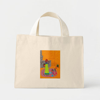 Baba Yaga Mini Tote Bag
