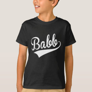 Babb, Retro, T-Shirt