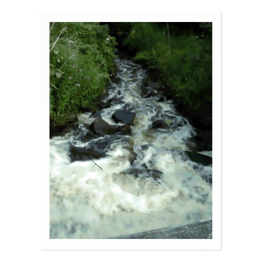 Babbling Brook Post Cards
