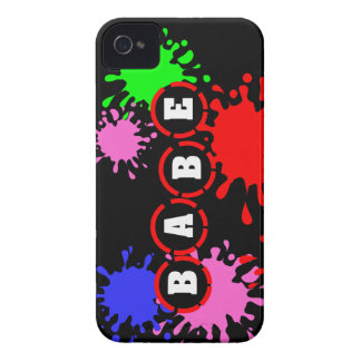 Babe Blackberry Bold Case