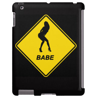 """""""Babe"""" design Apple product cases and sleeves"""