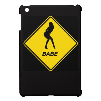 """""""Babe"""" design Apple product cases and sleeves Case For The iPad Mini"""