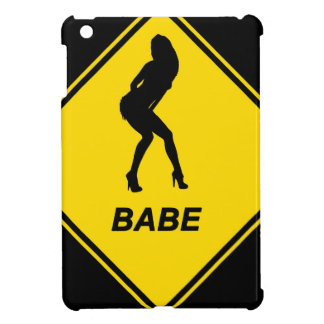 """Babe"" design iPad Mini Case"