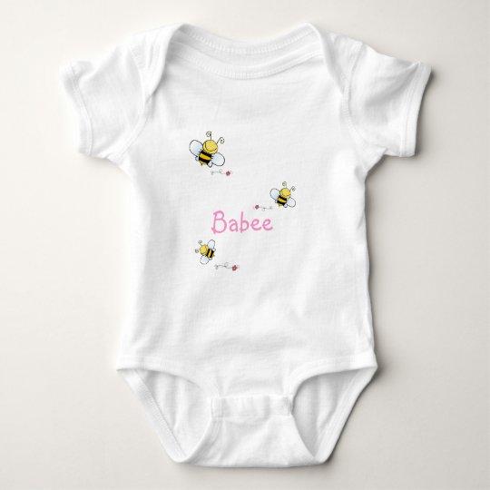 babee baby bodysuit