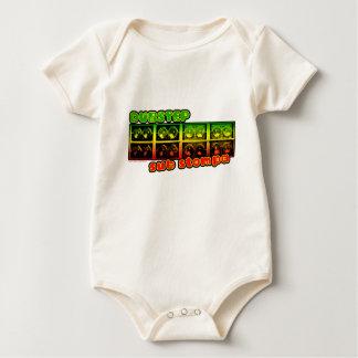 Babies DUBSTEP REGGAE kids baby Romper