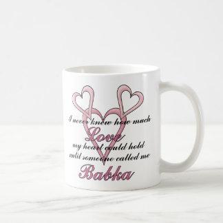 Babka (I Never Knew) Mother's Day Mug