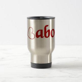 Babo City Travel Mug