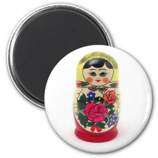 babushka fridge magnets