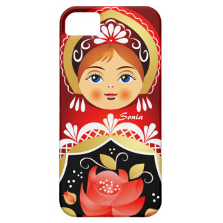 Babushka Matryoshka  Russian Doll iPhone 5 Covers