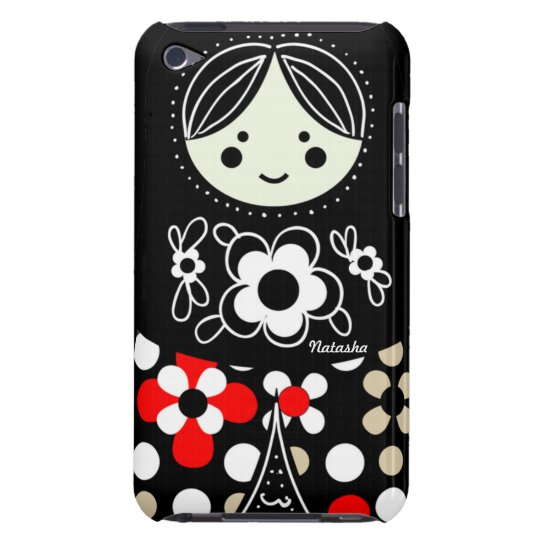 Babushka Matryoshka Russian Doll iPod Case