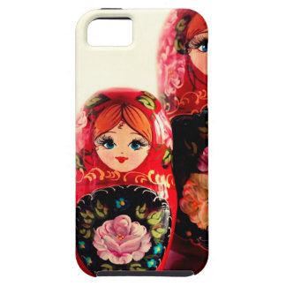 Babushka Russian Doll iPhone 5 Cases