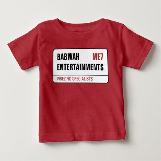 Babwah Baby t-shirt