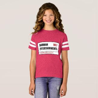 Babwah Girls t-shirts