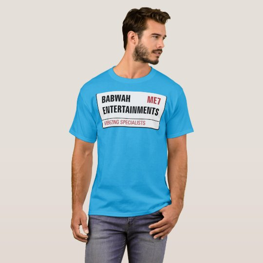 Babwah Mens T-Shirt