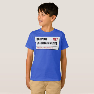 Babwah Youth T-Shirt