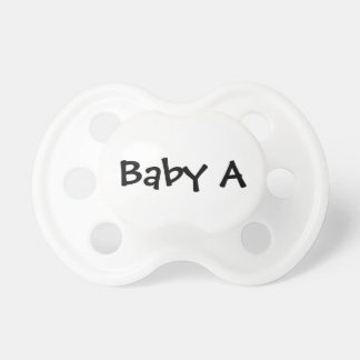 Baby A Dummy