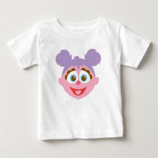 Baby Abby Cadabby Big Face Baby T-Shirt