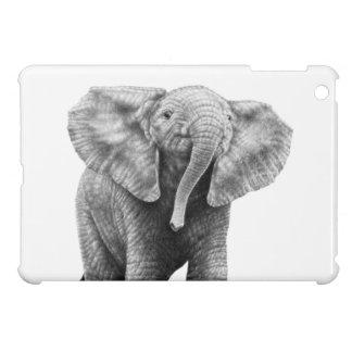 Baby African Elephant iPad Mini Covers