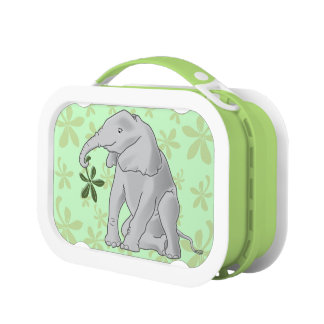 Baby African Elephant Lunch Box