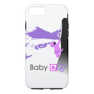 Baby AJ Free Climber iPhone 7 Case