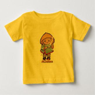 Baby Aladdin and his lamp. Shirt