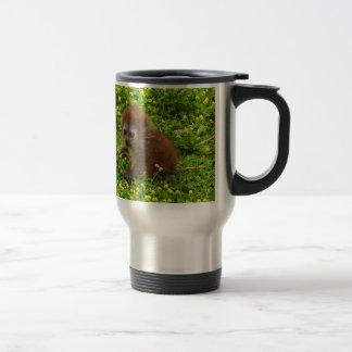 Baby Alaotran Gentle Lemur Coffee Mugs